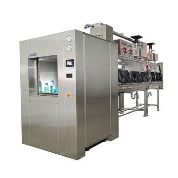 ASTELL 250 - 1,200 LITRE DOUBLE DOOR SQUARE AUTOCLAVE RANGE