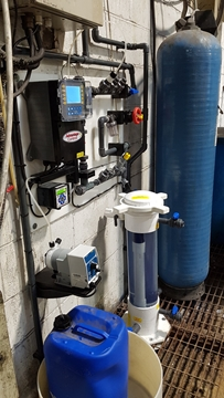 Bespoke Chemical Dosing Systems