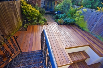 Decking South East London