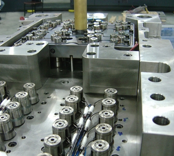 Auto Parts Mold Manufacturing
