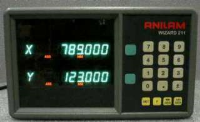 Anilam Wizard Readout Console Repairs