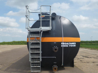 Storage Tank Suppliers For Hire
