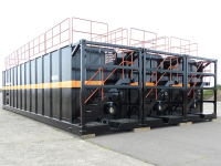UKAS ISO9001 Certified Storage Tank Suppliers