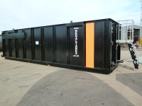 Open Top Single Skin Tanks For Hire
