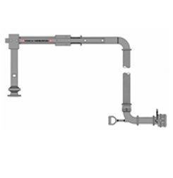 Counterweight Bottom Hose Loaders