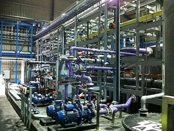 Chemical Plant Installation Services