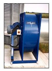 Drying - Centrifugal Fans, 2.2kw to 37kw
