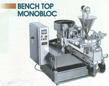 Automatic Liquid Filling & Capping Machines
