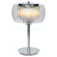 Allure Glamourous Modern Table Lamp