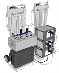 1200A-3PH Three Phase Injection System