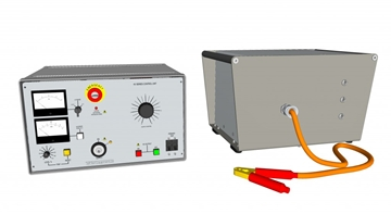 1200A-3PH Mk2 Three Phase Current Injection Test System