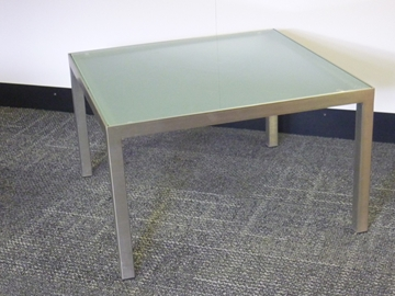600 mm square coffee table
