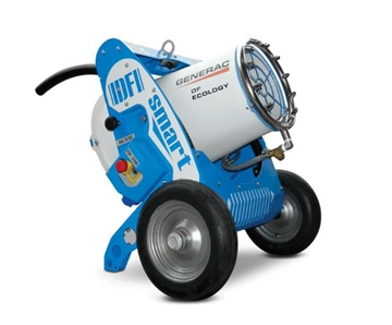 Hire Water Misting Cannon for Dust Suppression