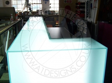 Manufacturer of Shelves & Counters
