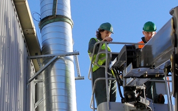 Health and Safety Executive Industrial Extraction Installers