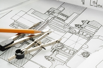 Transfer Technical Drawing to 3D Design