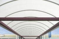 Curved / Barrel Canopy Coverings