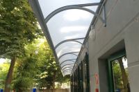 Bespoke Cantilevered Canopy Systems