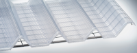 TecnoPLUS+ Corrugated Polycarbonate Sheet