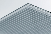 Flat Multiwall Polycarbonate Sheet
