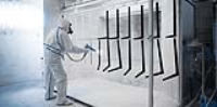 Metal Powder Coating services in Staffordshire
