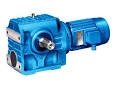 Helical Worm Gearboxes - Radicon Series C