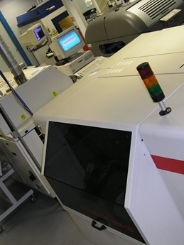 3-D X-Ray Inspection Manufacturing Equipment