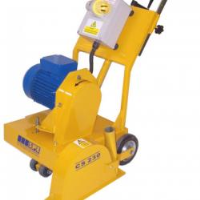 Hire 230Mm Floor Saw Electric Cuts 55 Mm - 2.16""