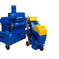 "Hire 12"" Blast Machine Spe 12E 11Kw"