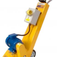 Hire 200Mm Floor Scabbler Spe Bef200 Electric