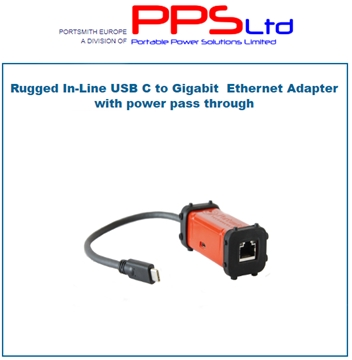 USB C to Gigabit  Ethernet Adapter