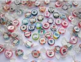 Suppliers Of Promotional Rock Sweet's In The Blackpool Area