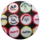 Suppliers Of Tins of Personalised Rock Sweets For Charitable Groups