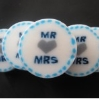 MR and MRS Rock Sweet Favours For Weddings
