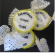 Customised Company Logo Sweets For Hair And Beauty Salons