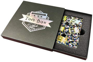 Matchbox-style box sets for single cassette tapes