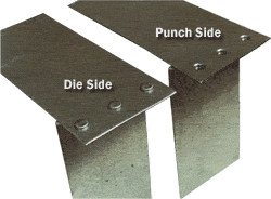Oval-Loc™ clinch joint