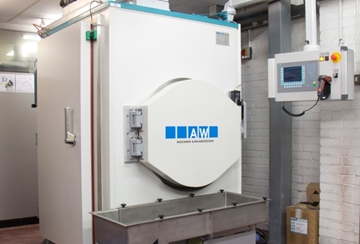 CNC-Controlled Cryogenic De-Flashing Rubber Cleaning Systems