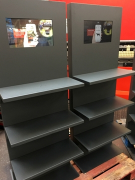 INTERACTIVE POS STANDS