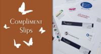 Compliment Slip Printing Services In St Albans