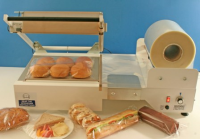 Compact Affordable Overwrapping Systems For Delicatessen