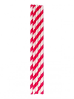 Biodegradable Striped Paper Straw Suppliers