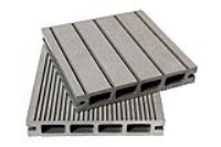 Light Grey Composite Decking Boards