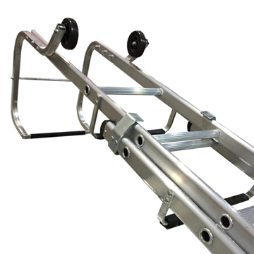 Lightweight Roof Ladders With Roof Hook