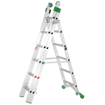 Industrial Grade Combination Ladder Solutions