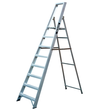 Heavy Duty Aluminium Step Ladders