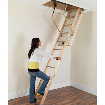 Safe Access Timber Loft Ladders