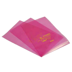 Open Top Electrostatic Dissipative Pink Bags