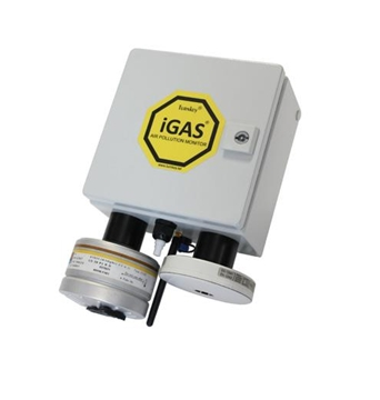 iGASair Internet Gas Monitor