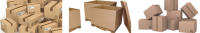 Cardboard Boxes For Storage Applications